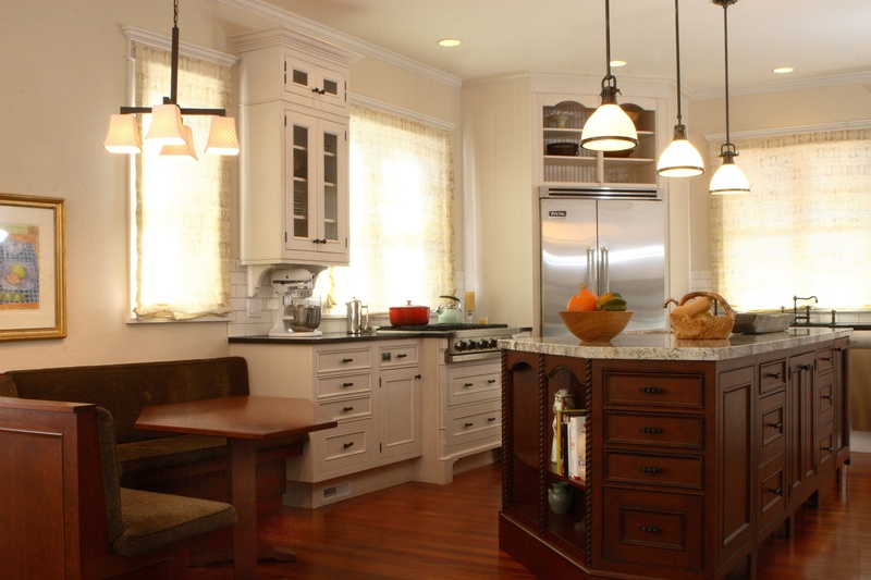 Custom Kitchen Design and Fabrication